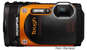 Outdoorkamera Olympus Tough TG-860
